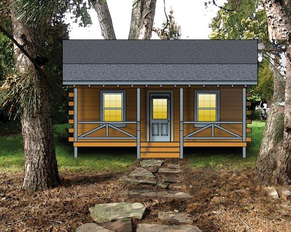 House Plan 74107