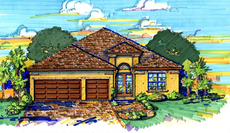 House Plan 74285