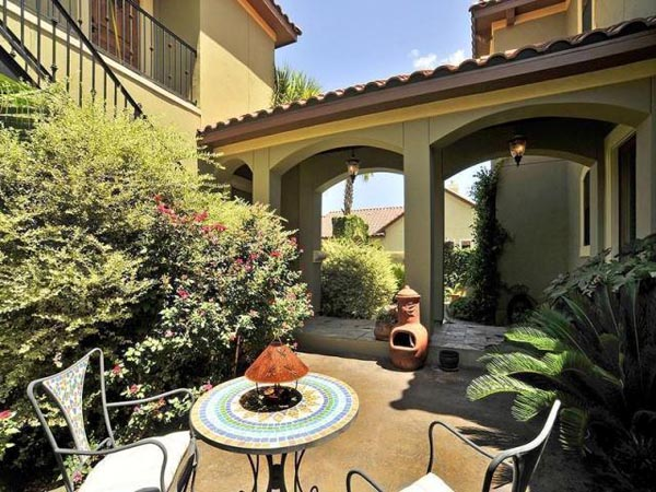 Mediterranean House Plan 74506 with 4 Beds, 5 Baths, 2 Car Garage Picture 3