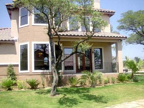 Mediterranean House Plan 74507 with 4 Beds, 4 Baths, 2 Car Garage Picture 6