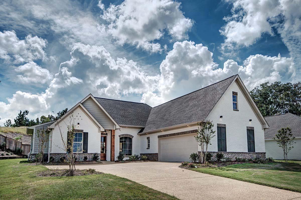 House Plan 74643
