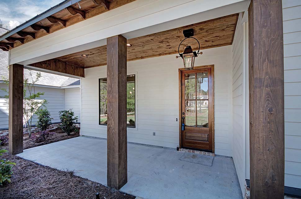 Country, Farmhouse, Traditional House Plan 74647 with 3 Beds, 3 Baths, 3 Car Garage Picture 4
