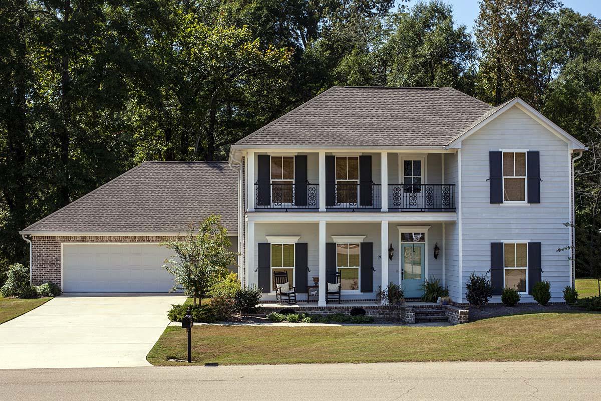 House Plan 74653