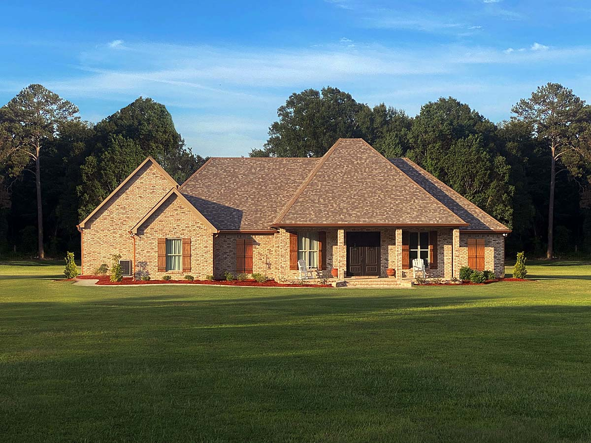 House Plan 74662