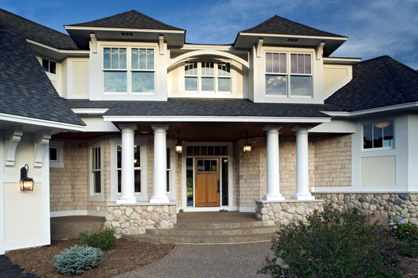 Craftsman House Plan 74828 with 4 Beds, 5 Baths, 3 Car Garage Picture 2