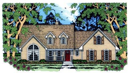 House Plan 75018