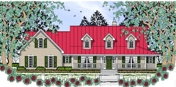 House Plan 75045