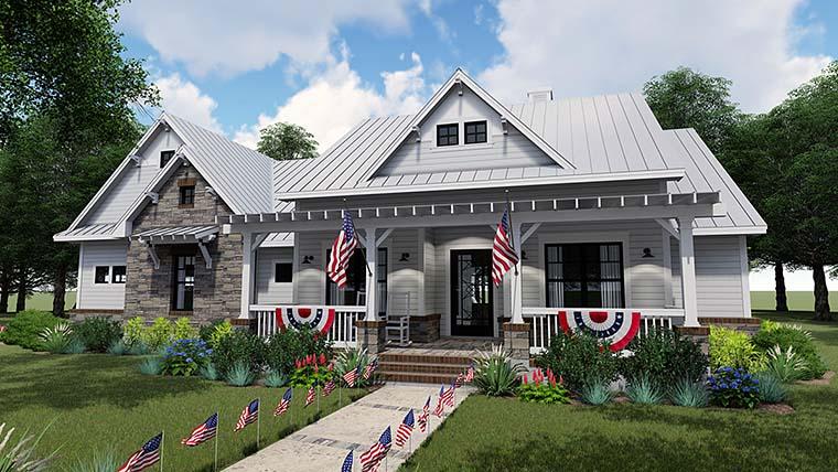 House Plan 75153