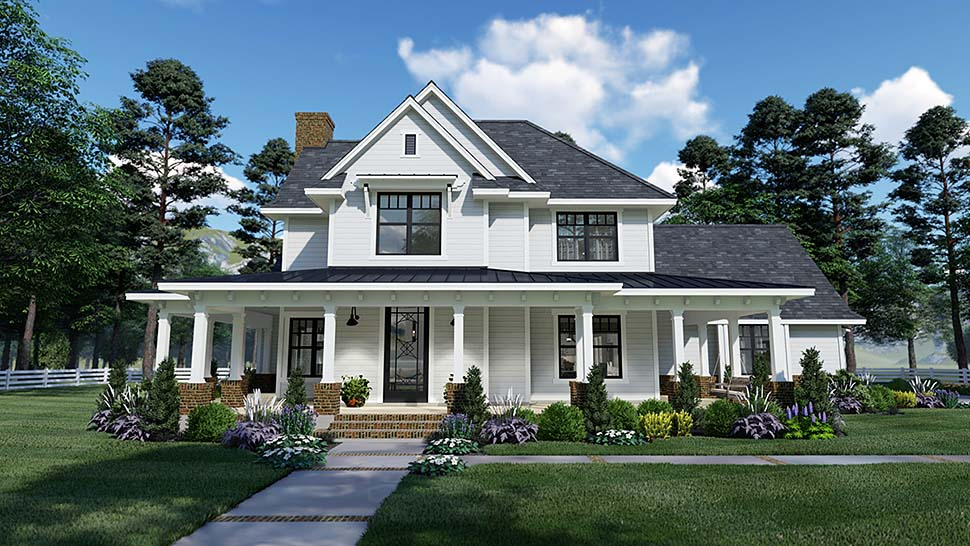 House Plan 75158