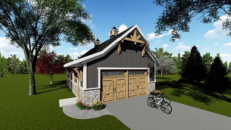 Garage Plan 75250