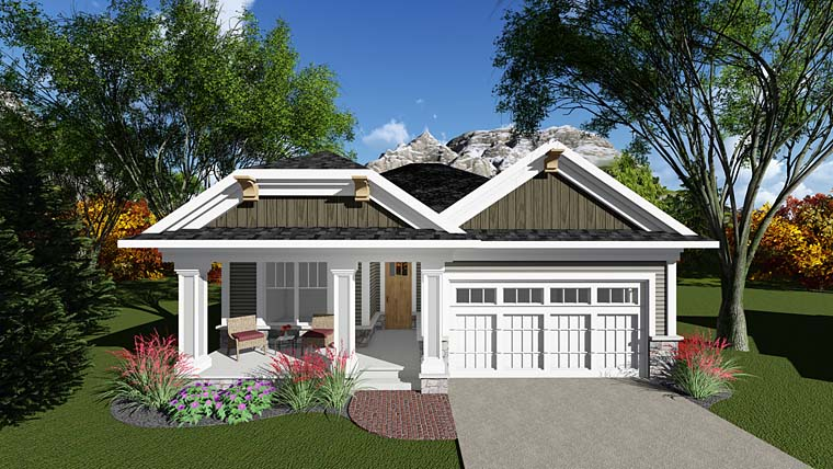 House Plan 75280