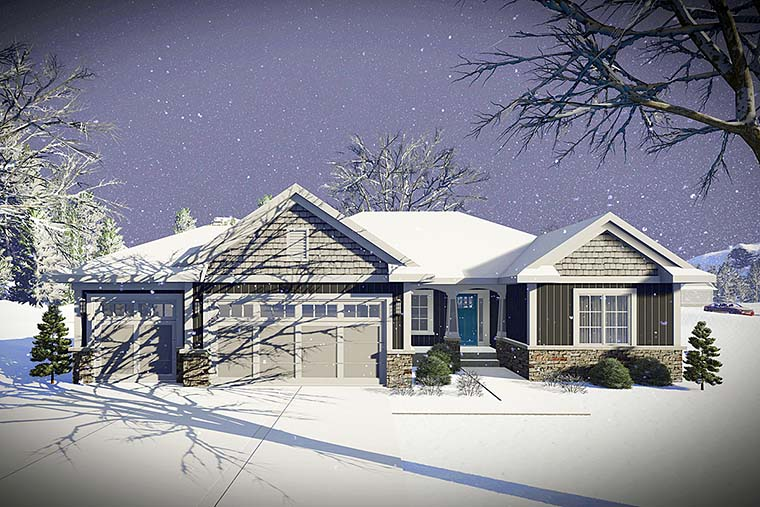 House Plan 75429