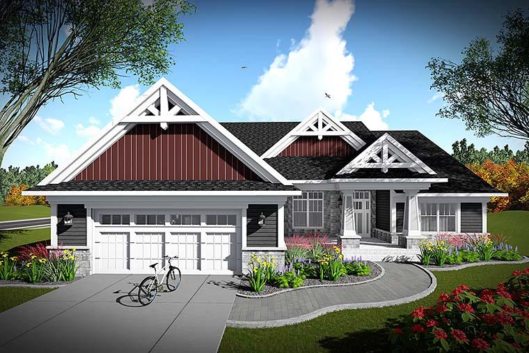 House Plan 75435