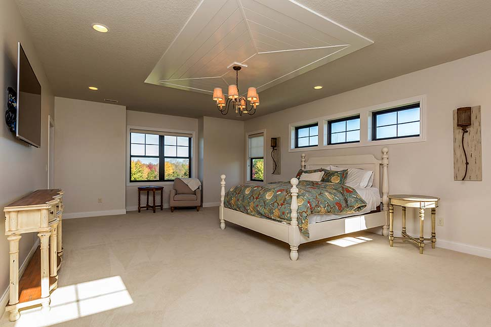 Country, Farmhouse, Southern House Plan 75466 with 5 Beds, 6 Baths, 4 Car Garage Picture 18