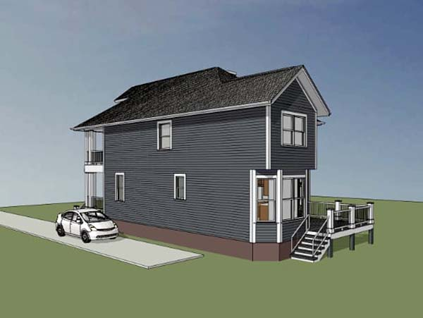 Colonial, Southern House Plan 75501 with 3 Beds, 3 Baths Picture 1