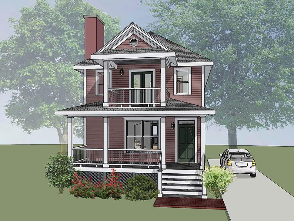 House Plan 75503