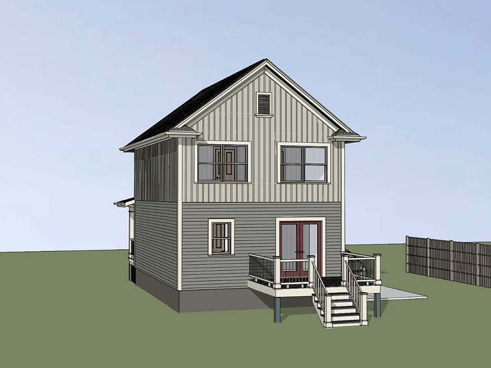 Colonial, Country House Plan 75531 with 3 Beds, 3 Baths Picture 1