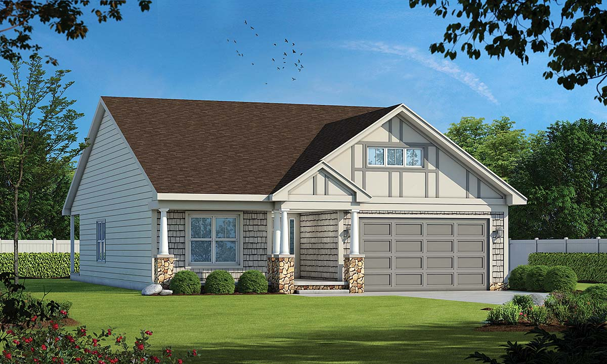 House Plan 75733