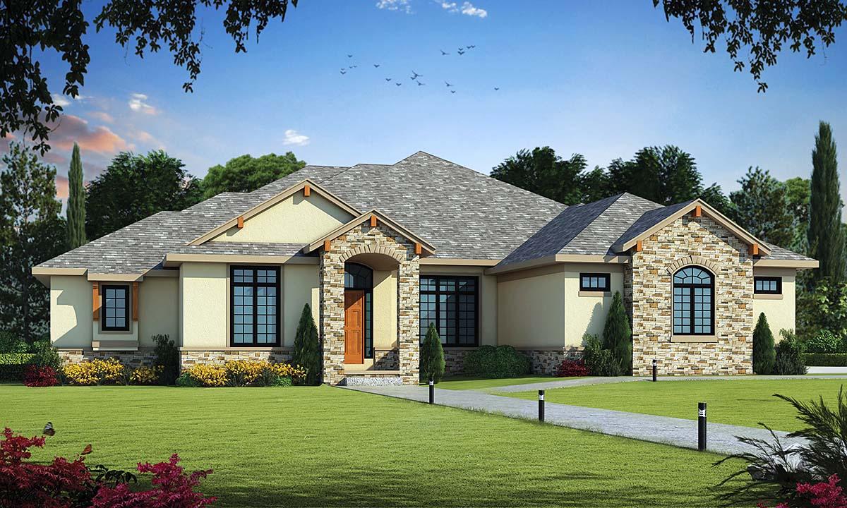 House Plan 75755
