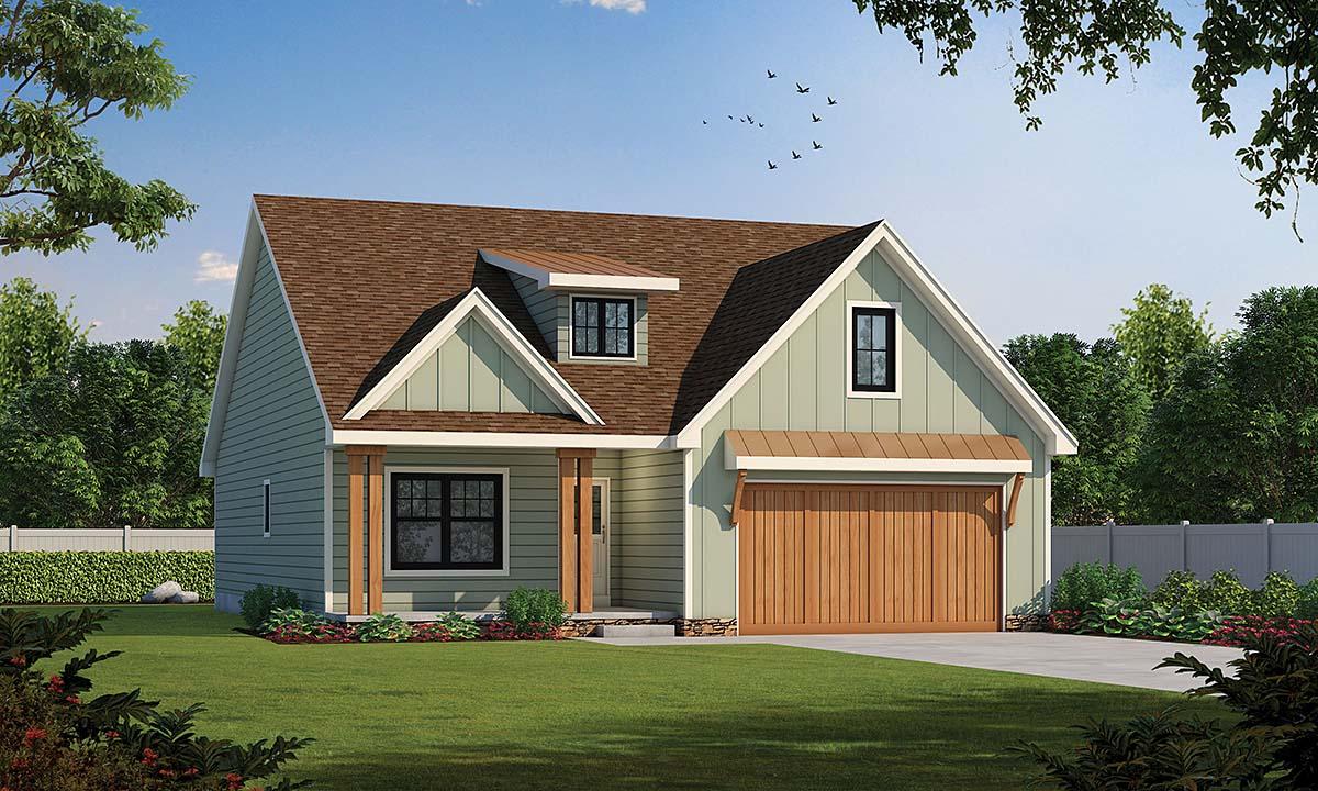 House Plan 75757