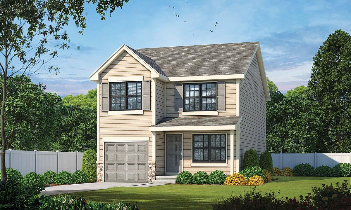 House Plan 75758