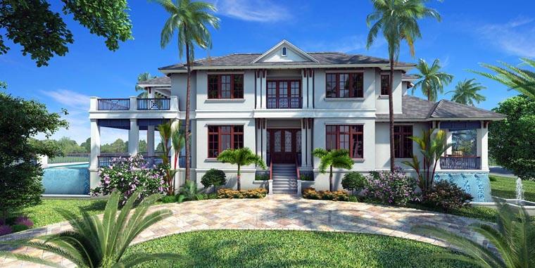 House Plan 75911