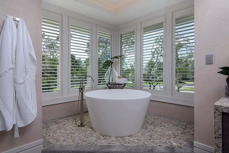 Coastal, Florida, Mediterranean, Modern, Prairie House Plan 75973 with 4 Beds, 6 Baths, 3 Car Garage Picture 10
