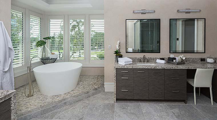 Coastal, Florida, Mediterranean, Modern, Prairie House Plan 75973 with 4 Beds, 6 Baths, 3 Car Garage Picture 11