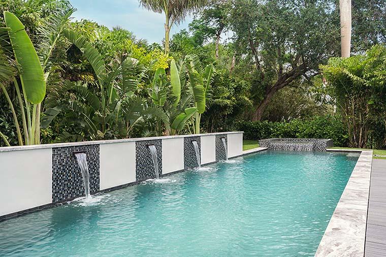 Coastal, Florida, Mediterranean, Modern, Prairie House Plan 75973 with 4 Beds, 6 Baths, 3 Car Garage Picture 12