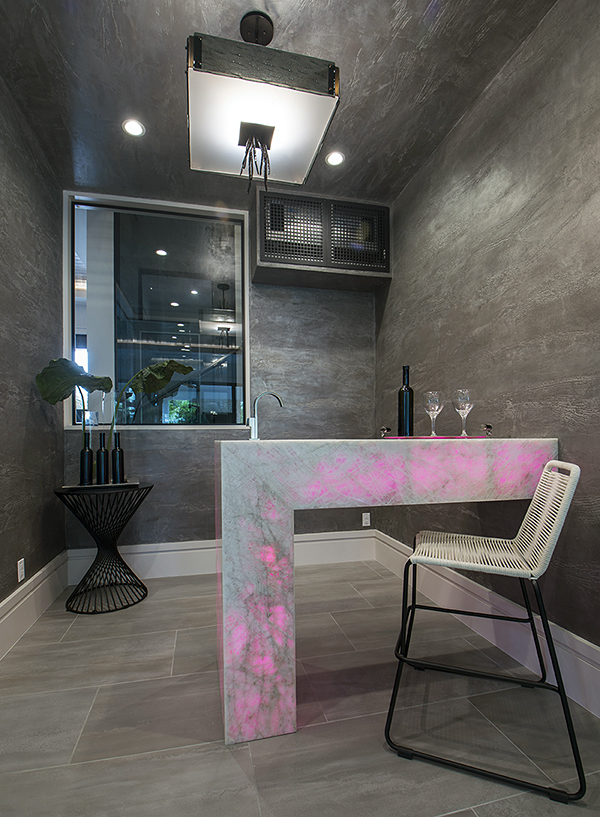 Coastal, Florida, Mediterranean, Modern, Prairie House Plan 75973 with 4 Beds, 6 Baths, 3 Car Garage Picture 13