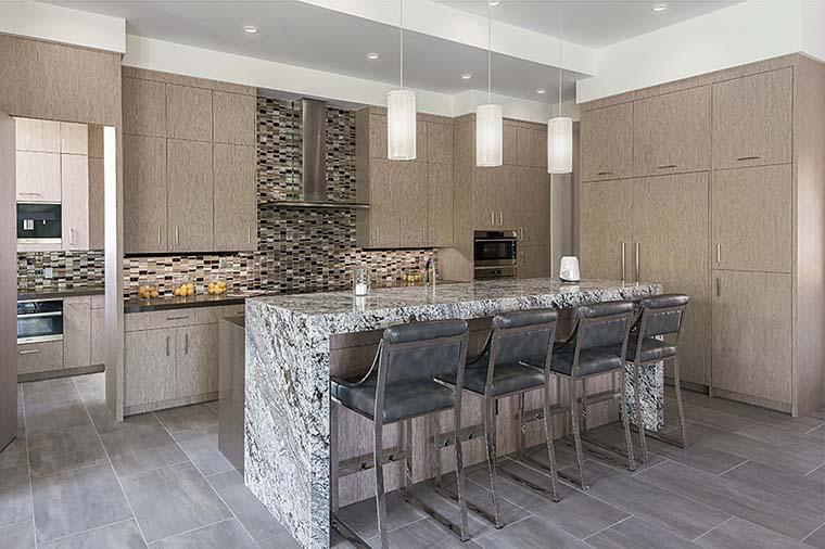 Coastal, Florida, Mediterranean, Modern, Prairie House Plan 75973 with 4 Beds, 6 Baths, 3 Car Garage Picture 4