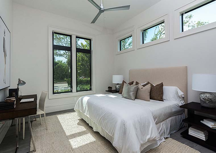Coastal, Florida, Mediterranean, Modern, Prairie House Plan 75973 with 4 Beds, 6 Baths, 3 Car Garage Picture 6