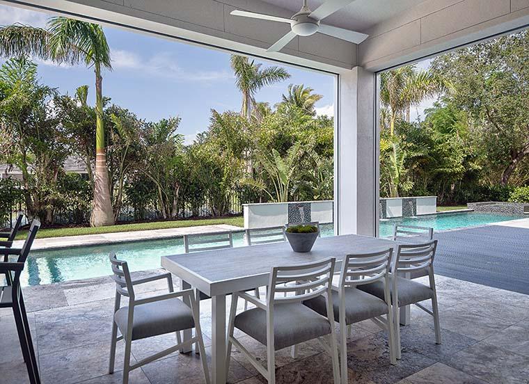 Coastal, Florida, Mediterranean, Modern, Prairie House Plan 75973 with 4 Beds, 6 Baths, 3 Car Garage Picture 8