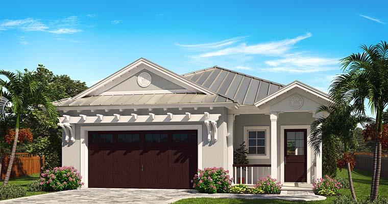 House Plan 75991