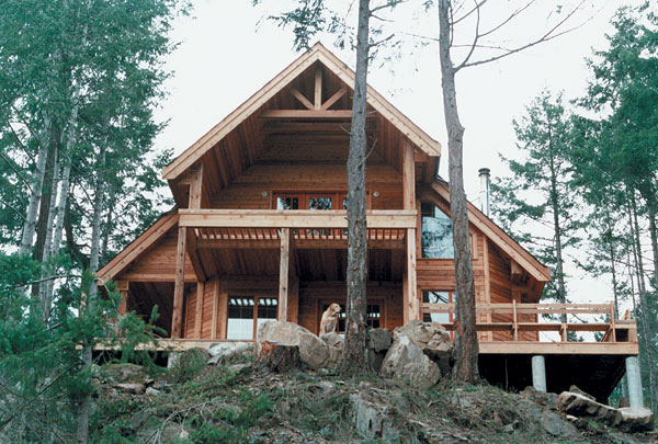 House Plan 76005
