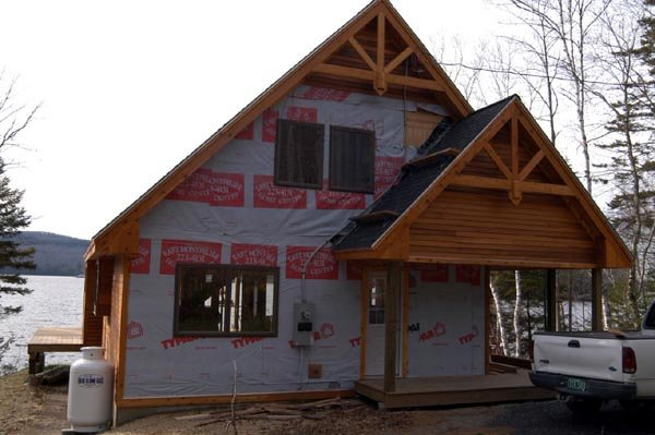 Cabin, Contemporary Plan with 1370 Sq. Ft., 3 Bedrooms, 2 Bathrooms Picture 13