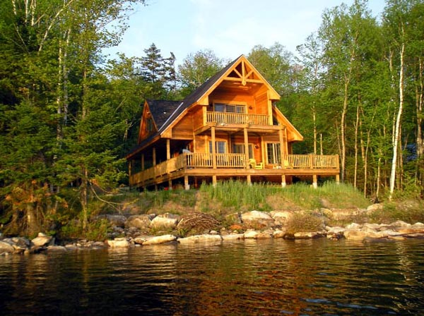 Cabin, Contemporary Plan with 1370 Sq. Ft., 3 Bedrooms, 2 Bathrooms Picture 7