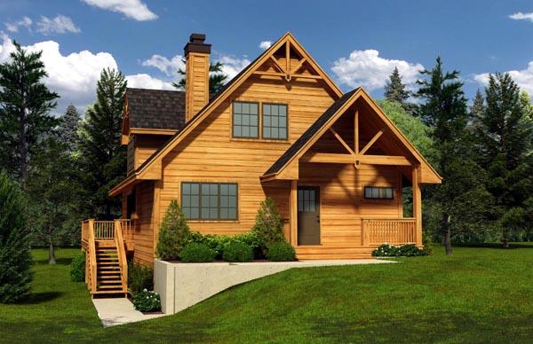 House Plan 76016