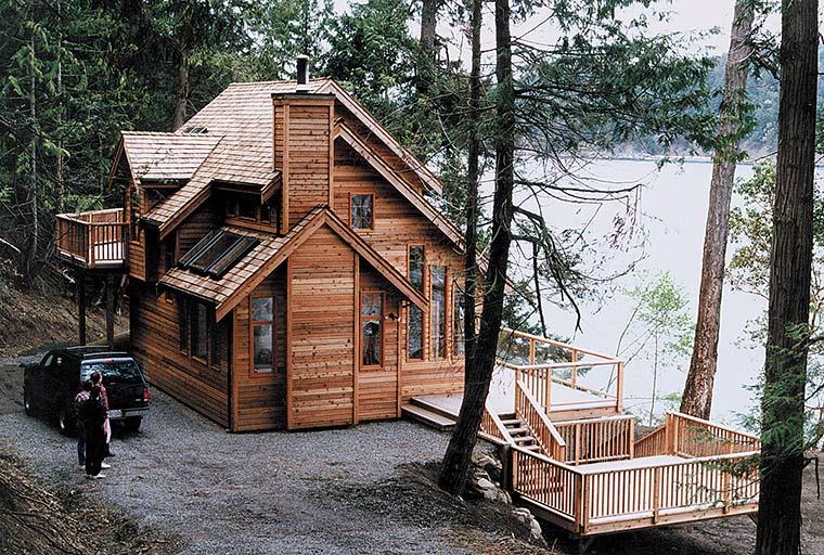 House Plan 76057