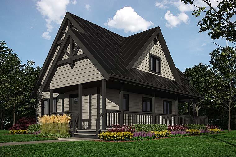 House Plan 76058