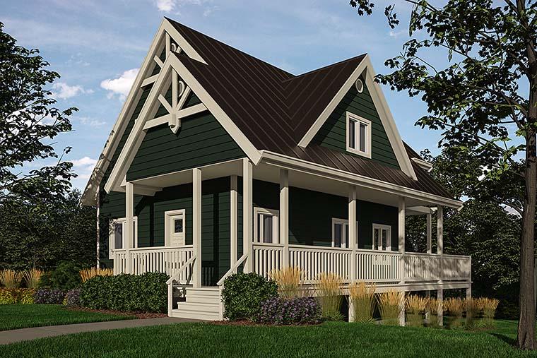 House Plan 76060