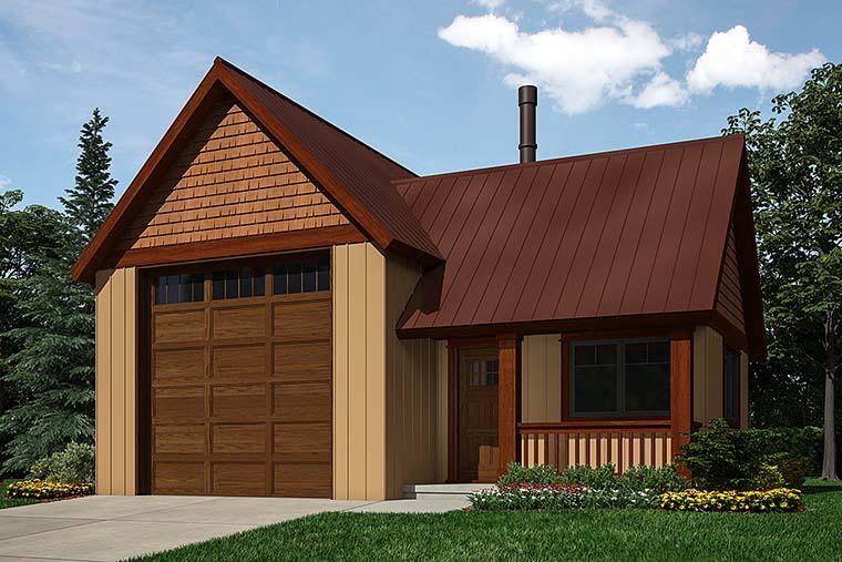 Garage Plan 76062