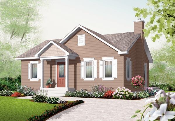 House Plan 76181