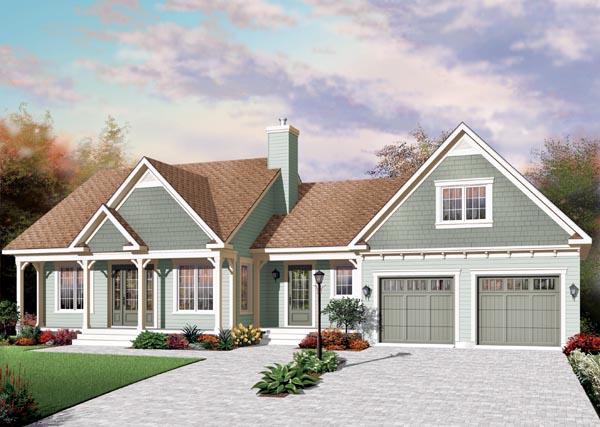 House Plan 76219