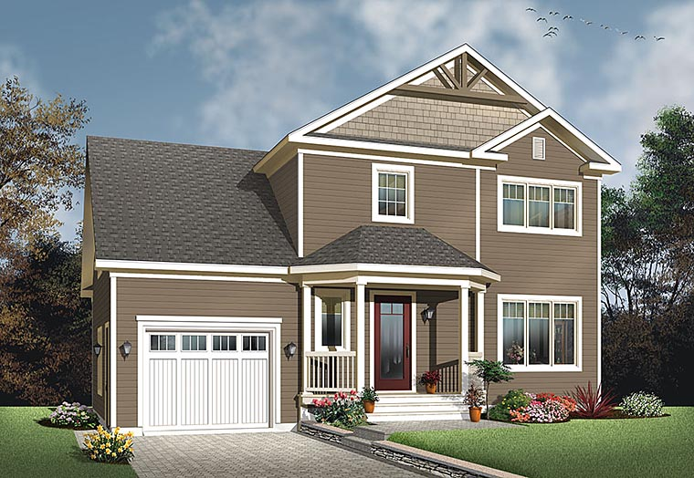 House Plan 76424