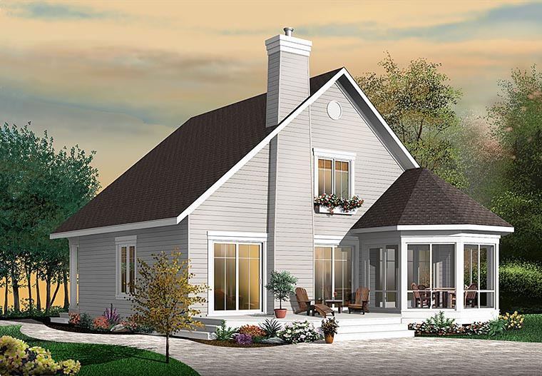 House Plan 76452