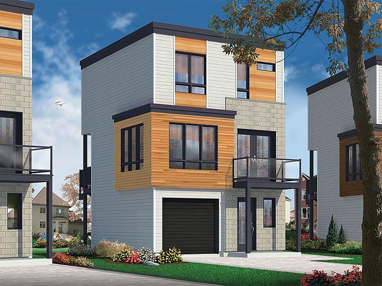 House Plan 76463