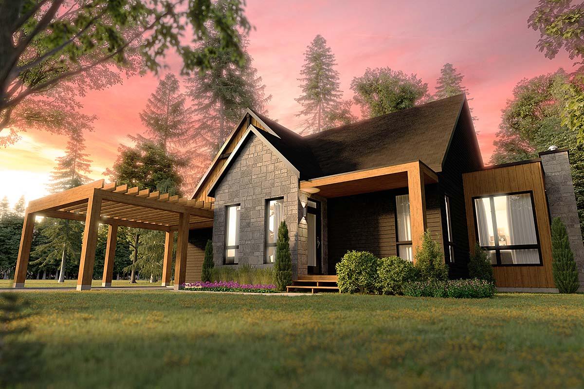 House Plan 76553