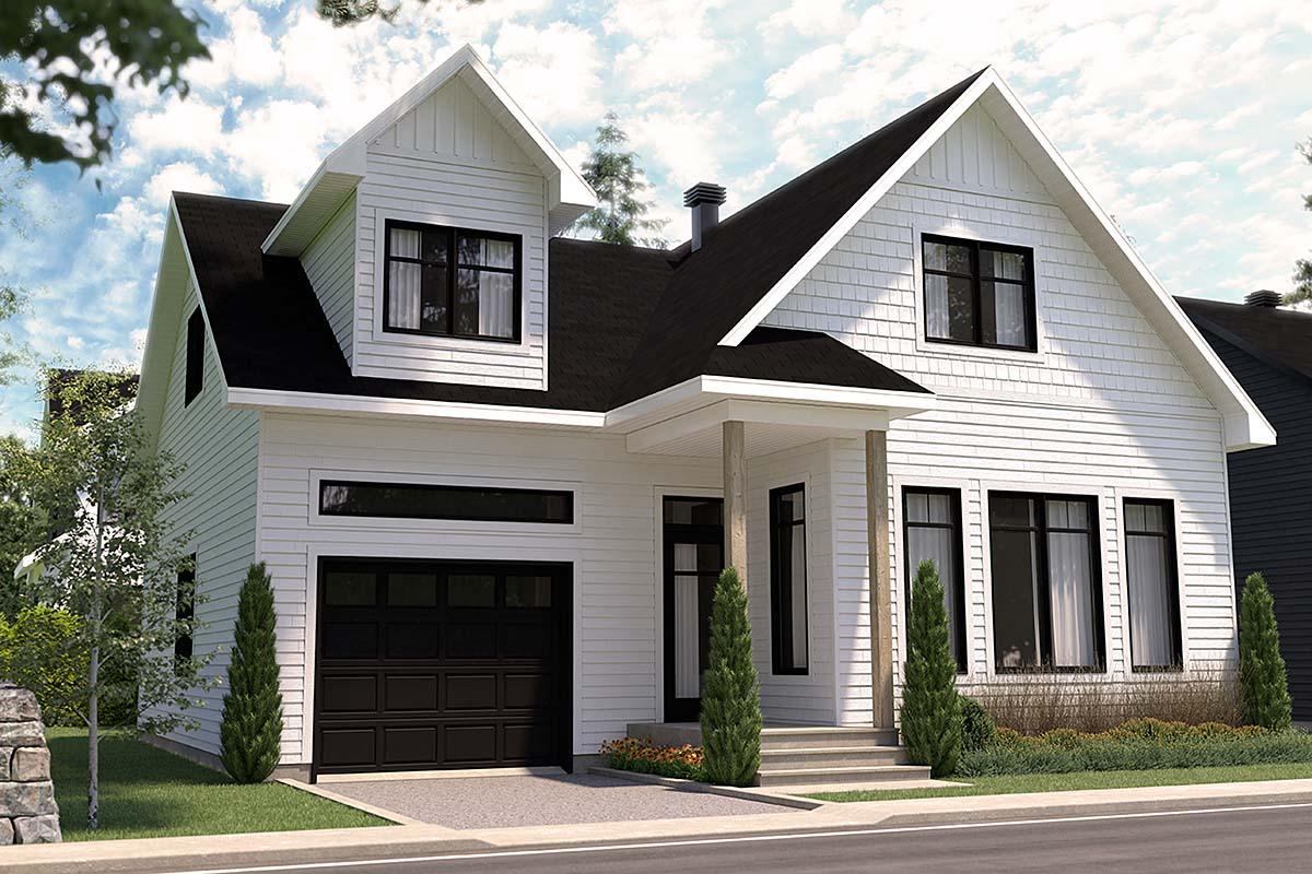 House Plan 76563