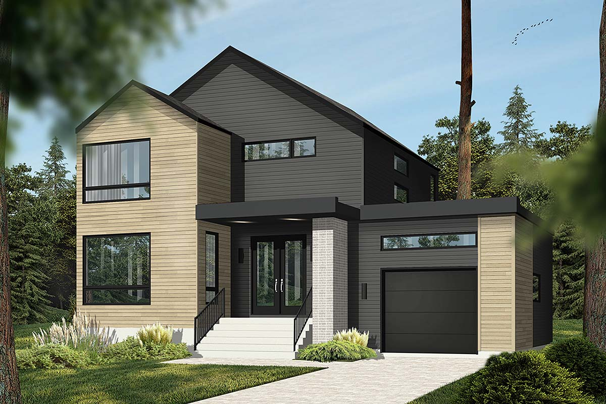 House Plan 76564